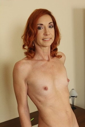 skinny flach chested hairy mature moms