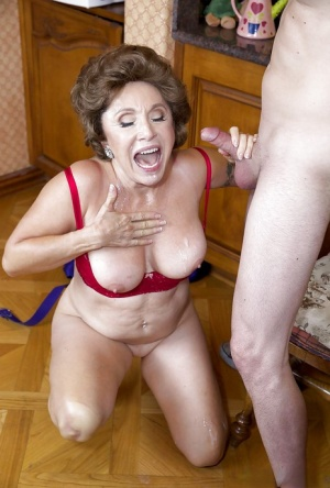 Dick sexy momma nackt